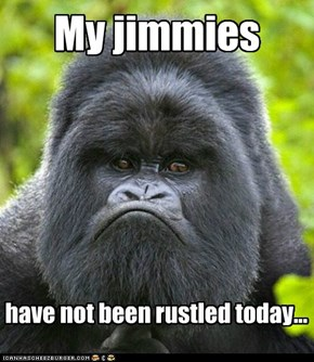 My jimmies