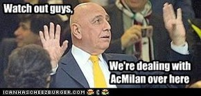 Galliani Degrasse Tyson