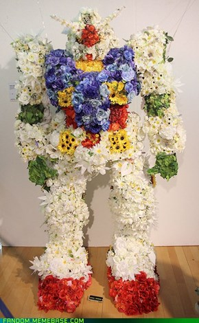 Gundam Bouquet
