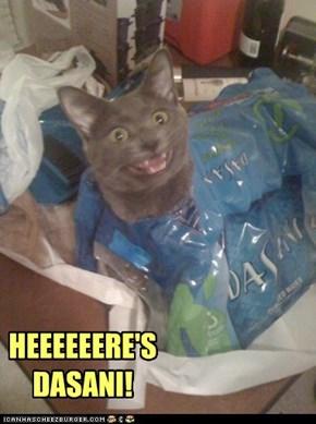 HEEEEEERE'S