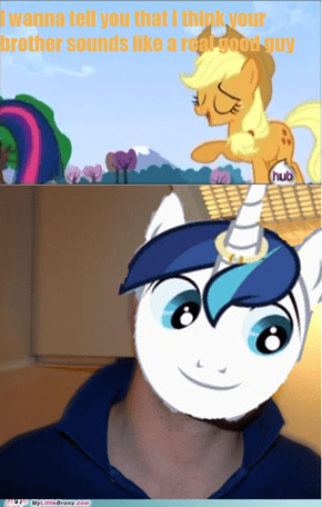 Good Guy Shining Armor