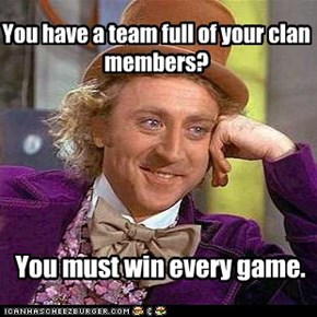 Wonka Plays MW3