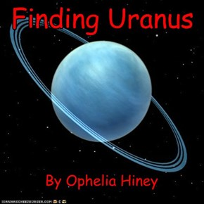 Finding Uranus By Ophelia Hiney
