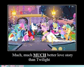 Much Better Love Story Than Twilight