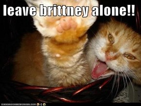 leave brittney alone!!