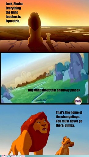 Darkest Parts of Equestria