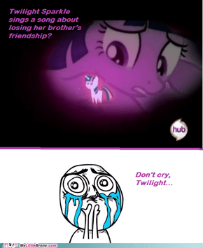 Admit It, You Cried Too