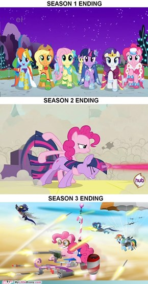 My Little Pony: War is Magic