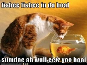 fishee fishee in da boal