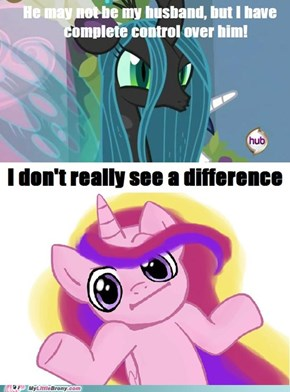 Marriage Sucks, Even in Equestria