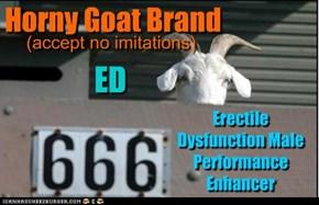 Horny Goat Brand