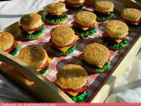 Epicute: Sweet Burgers