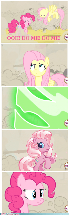 Terrifying Changelings