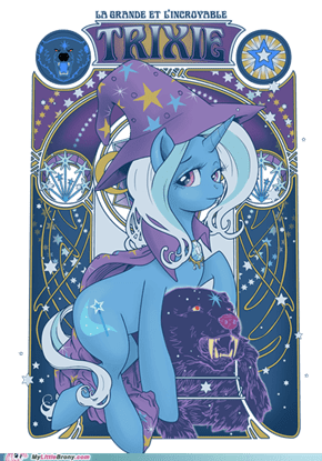 Great and Powerful Nouveau