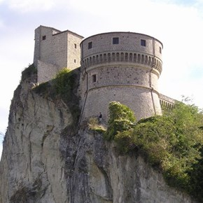 San Leo - Rimini - Italy