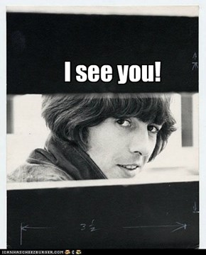 I See You, Too!