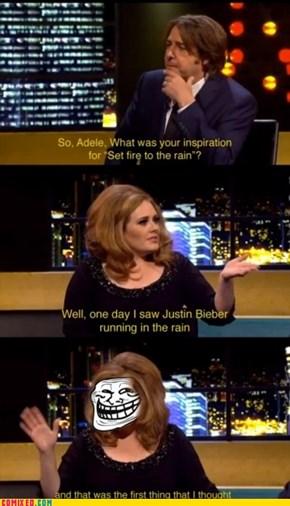 Troll Adele
