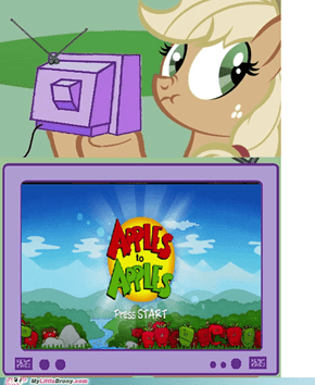 Apple Jack Plays Apples To Apples Xbox Version