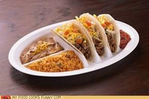 Genius Taco Plate