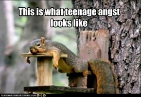 Teenage Angst