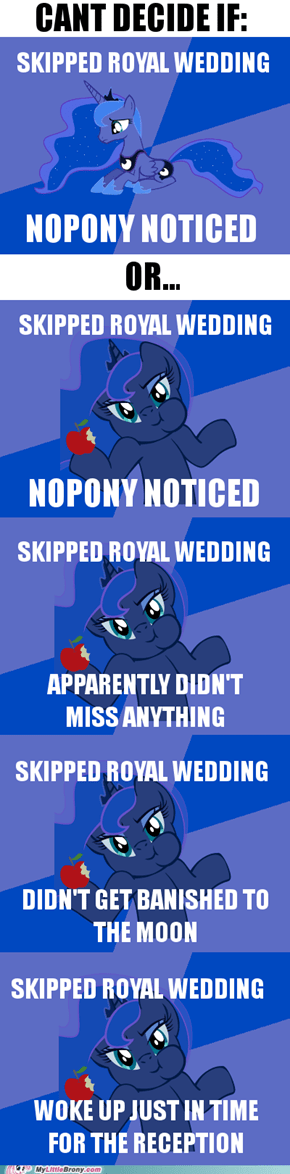 Optimistic Luna is Optimistic