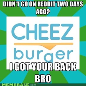 Good Guy Cheezburger