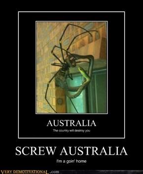 SCREW AUSTRALIA