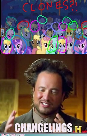 Changelings?