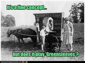but does it play 'Greensleeves'?