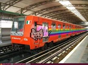 Nyan Train