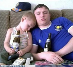 Tanked Toddlers: Little Bro's Rough Night