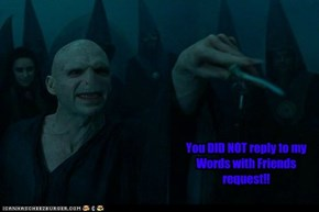 Now you must DIE!!!