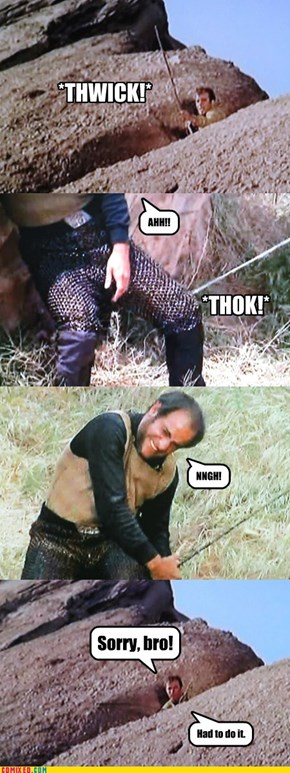 He Used to be a Klingon