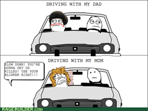 Driving Miss Mother