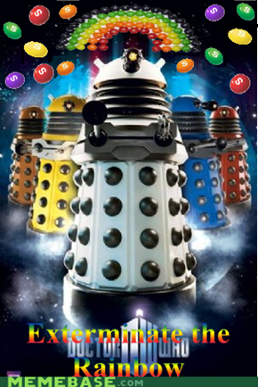 Taste the Dalek