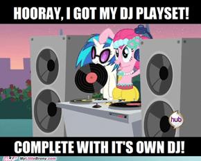 With DJ Pon-3