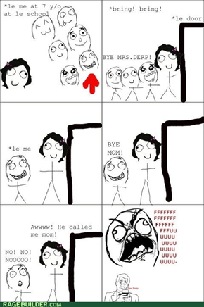 Every Kid's Regret