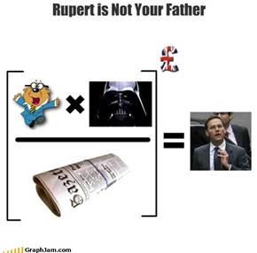 Rupert is Not Your Father