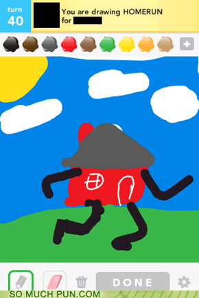 ICWUDT, Draw Something Player