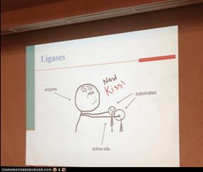 Science Lecture Meme
