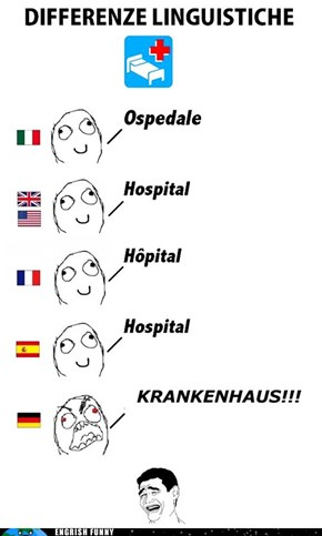 Engrish Funny: Argh, Meine Spine!