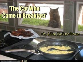 Cheezburger Sites: Jeff Cat's Book Club