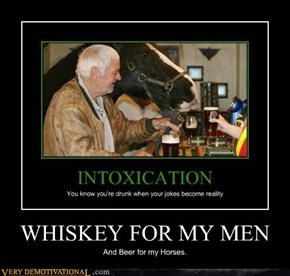 WHISKEY FOR MY MEN