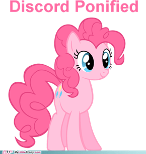 Oh Wait. It's Just Pinkie, So We're Moderately Safe.