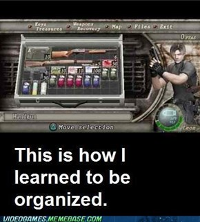 Who Says Video Games Don't Teach You Anything?