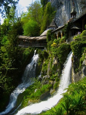 St. Beatus Caves, Switzerland