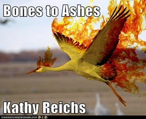 Bones to Ashes  Kathy Reichs
