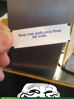 Trolling, Now In Chinese Takeout Form