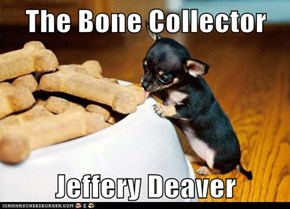 The Bone Collector  Jeffery Deaver