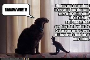 Iz a Catasaurus Rex!